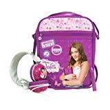 VIOLETTA Tablet Accessories Pack Headphones/ Messanger Bag and Capacitive Pen by Violetta