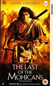 The Last of the Mohicans [VHS] [1992]