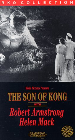 Son of Kong [VHS] [Import]