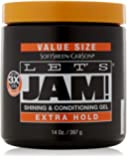 Lets Jam Shining & Conditioning Gel 14oz X-Hold Jar