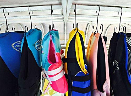 Life Jacket Hanger, Storage  Life Preserver, Life Vest Hanger U0026 Storage, Life  Jacket Dryer, Drying Rack, ...
