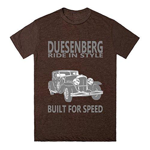 duesenberg-3xl-heathered-brown-t-shirt