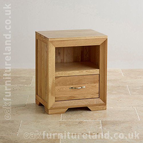 Cheap price bevel natural solid oak bedside table buy bedside tables bevel natural solid oak bedside table watchthetrailerfo
