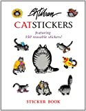 B. Kliban Cat Stickers Sticker Book