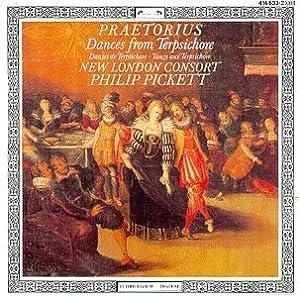 Dances From Terpsichore