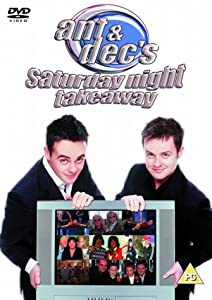 Ant And Dec: Saturday Night Take Away [DVD]