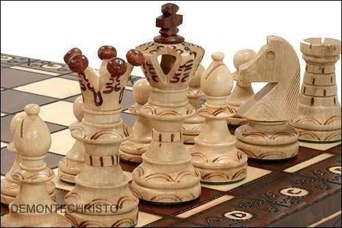 Schachfiguren kaufen, Schachfiguren aus Holz, Schachfiguren