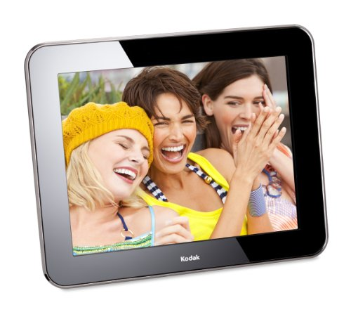 Kodak Pulse 7 inch Digital Wi-Fi Frame with Facebook and Email - Black