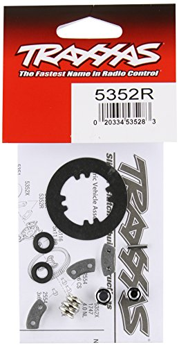 Traxxas 5352R Heavy Duty Slipper Clutch Rebuild Kit, Revo