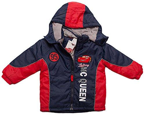 Kinder Jacke Jungen Gr.98, 104,128 Cars McQueen Kids Boys online kaufen