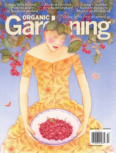Organic Gardening (2-year automatic renewal)