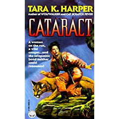 Cataract by Tara K. Harper and Cover Art Rowena