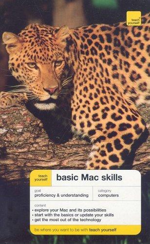 Teach Yourself Basic Mac Skills
