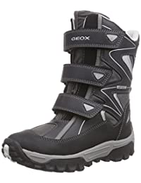 Geox Boy's Himalaya ABX A Lined Winter Boot