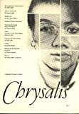 Chrysalis No. 1: A Magazine of Womens Culture
