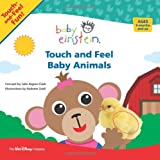 Baby Einstein Touch and Feel Baby Animals