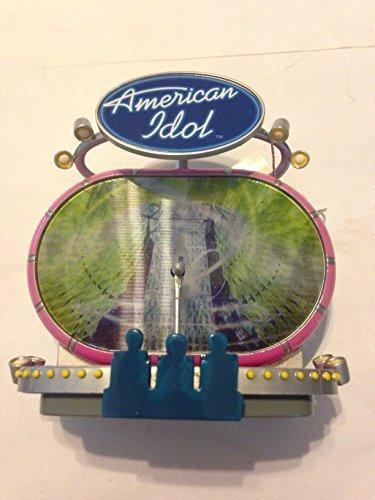 american-idol-christmas-ornamentvoice-recordable-light-up-sound-retired-nib-by-ai