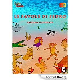 Le favole illustrate di Fedro vol. 2
