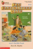 Jessi's Horrible Prank (Baby-Sitters Club #75) (0590470132) by Martin, Ann M.