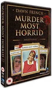 Murder Most Horrid - Series 4 [DVD]