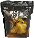 Sugar In The Raw Turbinado Sugar, 6-Pound