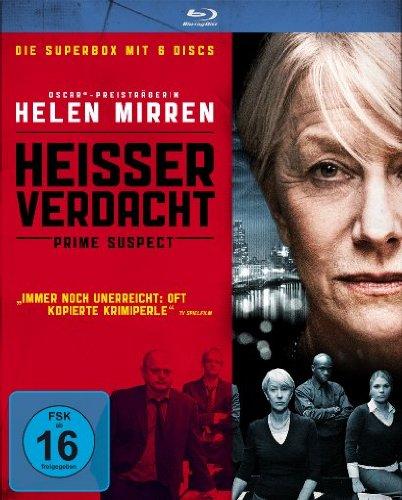 Heisser Verdacht - Staffe 1-6 [Blu-ray]