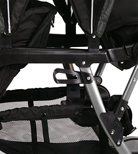 Graco Ready2grow Click Connect LX Stroller, Gotham 2015