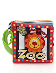 Play & Go Discovery Zoo Fabric Book