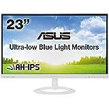 ASUS 23型フルHDディスプレイ (AH-IPS/広視野角178°/ブルーライト低減 / HDMI×2,D-sub×1/スピーカー内蔵/ホワイト/3年保証) VX239H-W