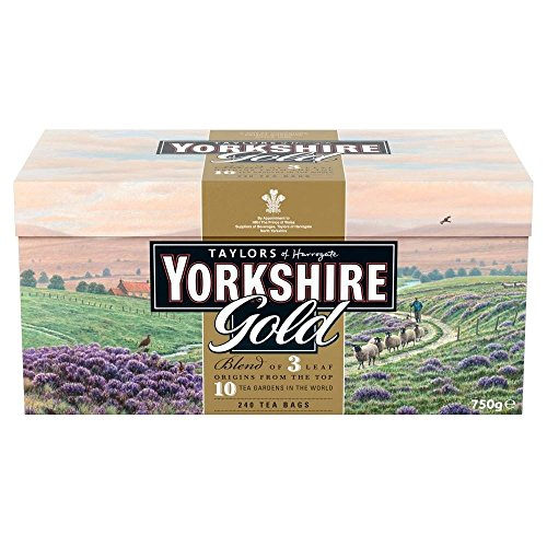 Taylors Of Harrogate Yorkshire Gold Tea (240)