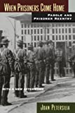 When Prisoners Come Home: Parole and Prisoner Reentry (Studies in Crime and Public Policy)