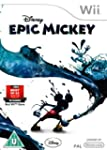 Disney Epic Mickey [import anglais]
