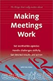 Making Meetings Work