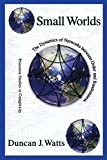Small Worlds: The Dynamics of Networks between Order and Randomness (Princeton Studies in Complexity) (0691117047) by Watts, Duncan J.