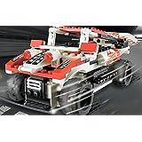 """Brigamo302F - Track Turbo, RC Auto, Rennauto ferngesteuert, Bausteine, Ferngesteuertes Auto, inklusive Fernsteuerung - vergleichen Sie die Preise mit anderen bekannten Baustein RC Autosvon """"Brigamo"""""""