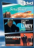 Gangster: Gangster No.1, The Limey, Sexy Beast [DVD]