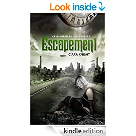 Escapement (Steampunk): Book I (The Neumarian Chronicles 1)