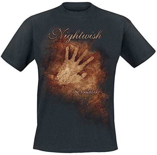 Nightwish The Toolmaker T-Shirt nero S