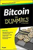 Bitcoin For Dummies Front Cover