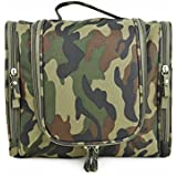 AoMagic Waterproof Portable Man Travel Toiletry Bags Customized Travel Women Storage Makeup Bag Z Camouflage