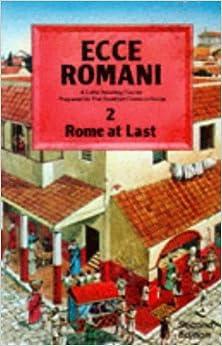 Ecce Romani Language Activity Book 1 Latin Edition