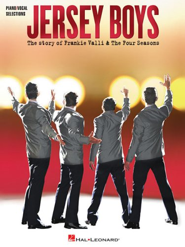 Image for Jersey Boys - Piano/ Vocal Selections