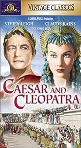 Caesar and Cleopatra [VHS]