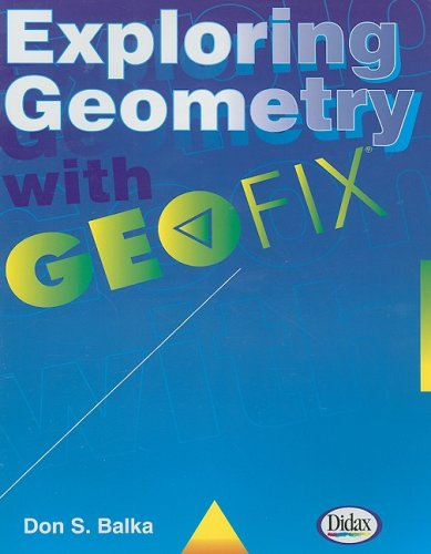 Exploring Geometry with Geofix