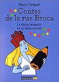 """Afficher """"Contes de la rue Broca n° 3 La Fée du robinet et autres contes"""""""