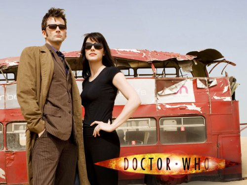 Doctor Who: The David Tennant Specials movie