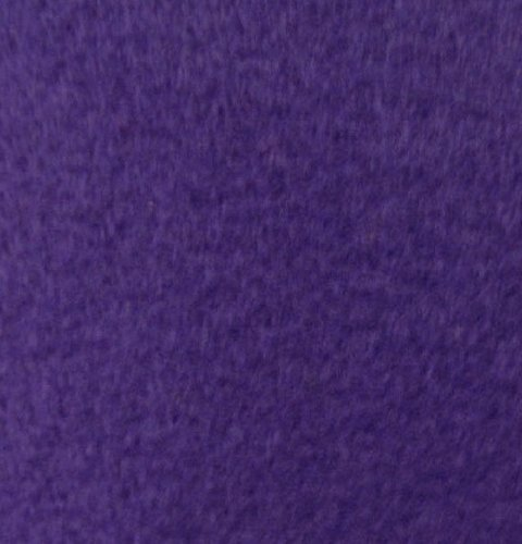"""Purple Anti Pill Solid Fleece Fabric, 60"""" Inches Wide - Sold By The Yard front-77179"""