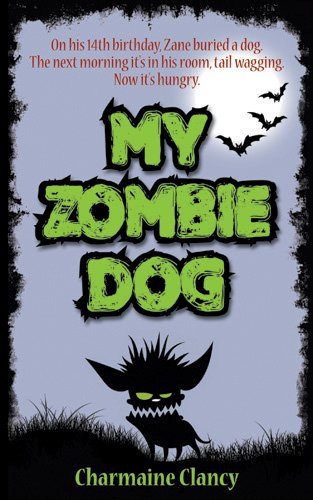 My Zombie Dog - great for reluctant readers