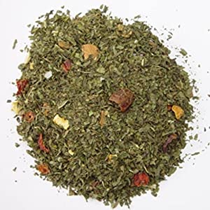 Organic Herbal Spicy Mint Loose Leaf Tea by Davidson's