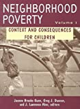 img - for Neighborhood Poverty: Context and Consequences for Children book / textbook / text book